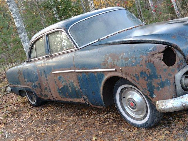 Packard 200 -51 suora 8 Rahoitus