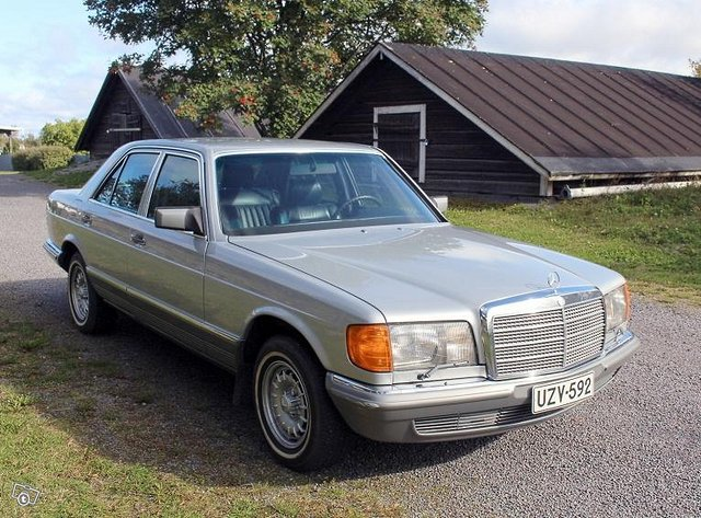 Mercedes-Benz SE, kuva 1