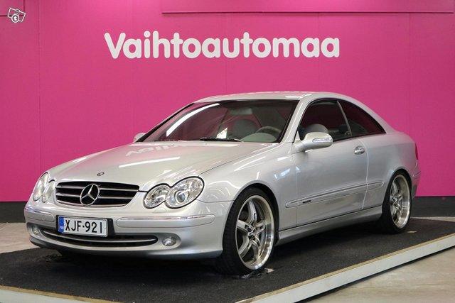 Mercedes-Benz CLK 3