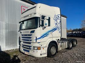 Scania R560, 6x2, Kuljetuskalusto, Työkoneet ja kalusto, Helsinki, Tori.fi