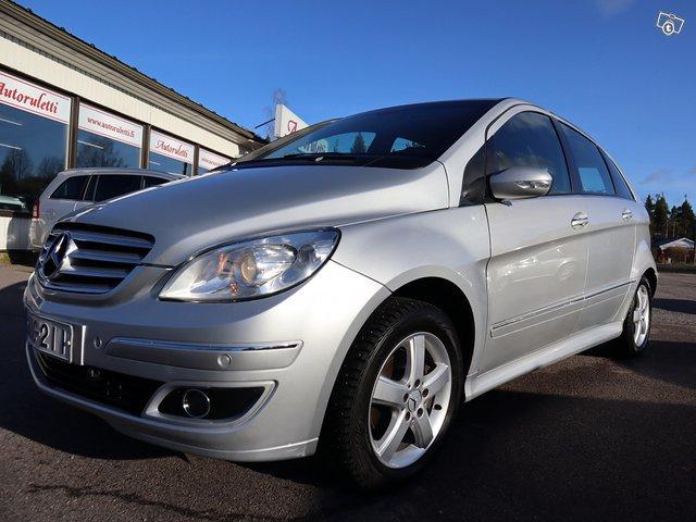 Mercedes-Benz B 200 CDI, kuva 1
