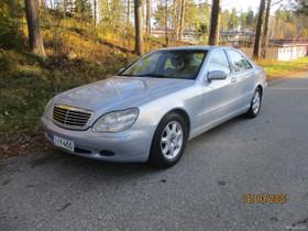 Mercedes-Benz S, Autot, Kuopio, Tori.fi