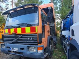 Volvo FL6 Imulakaisuauto, Kuljetuskalusto, Työkoneet ja kalusto, Joensuu, Tori.fi