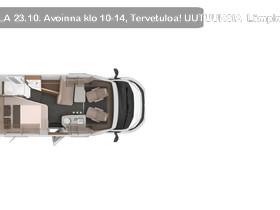 Knaus VAN TI 550MF VANSATION, Matkailuautot, Matkailuautot ja asuntovaunut, Keminmaa, Tori.fi