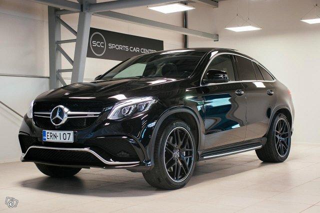 Mercedes-Benz GLE 63 AMG, kuva 1