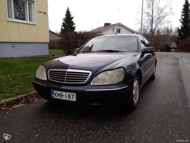 Mercedes-Benz 320, kuva 1