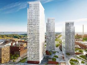 2H, 47m², Kalasatamankatu 9, Helsinki, Vuokrattavat asunnot, Asunnot, Helsinki, Tori.fi