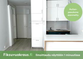 1H, 23m², Vaasankatu 9 D, Helsinki, Vuokrattavat asunnot, Asunnot, Helsinki, Tori.fi