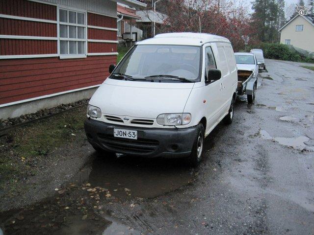 Nissan Vanette, kuva 1