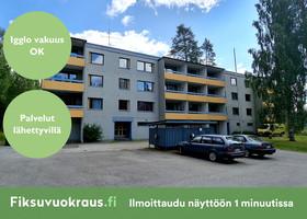2H, 59m², Ruukintie 3, Lieksa, Vuokrattavat asunnot, Asunnot, Lieksa, Tori.fi