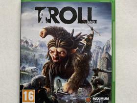 Troll Xbox One JNS, Pelikonsolit ja pelaaminen, Viihde-elektroniikka, Joensuu, Tori.fi