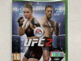 UFC 2 Xbox One JNS, Pelikonsolit ja pelaaminen, Viihde-elektroniikka, Joensuu, Tori.fi