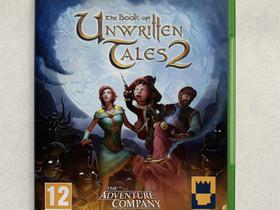The Book of Unwritten Tales Xbox One JNS, Pelikonsolit ja pelaaminen, Viihde-elektroniikka, Joensuu, Tori.fi