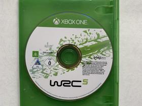 WRC 5 Xbox One JNS, Pelikonsolit ja pelaaminen, Viihde-elektroniikka, Joensuu, Tori.fi