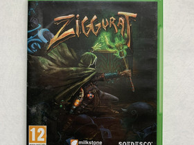 Ziggurat Xbox One JNS, Pelikonsolit ja pelaaminen, Viihde-elektroniikka, Joensuu, Tori.fi