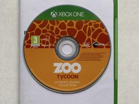 Zoo Tycoon Xbox One JNS, Pelikonsolit ja pelaaminen, Viihde-elektroniikka, Joensuu, Tori.fi