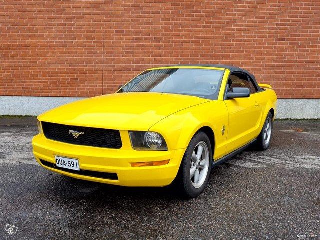Ford Mustang, kuva 1