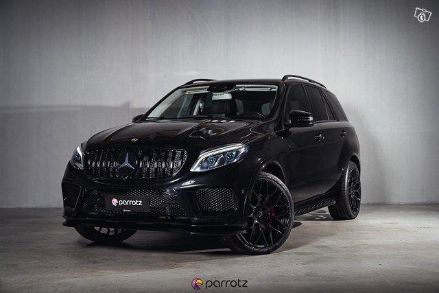 Mercedes-Benz GLE, kuva 1