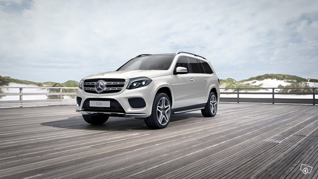 Mercedes-Benz GLS, kuva 1