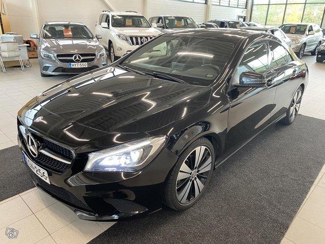 Mercedes-Benz CLA, kuva 1