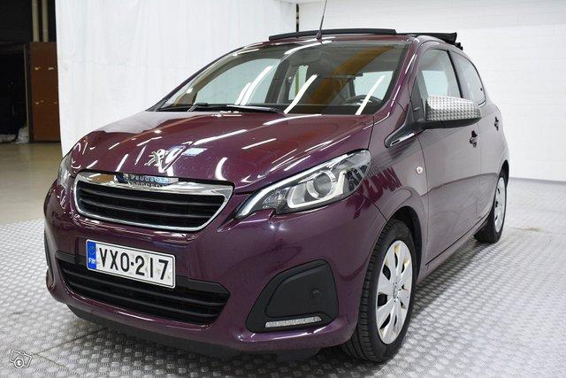 Peugeot 108 7