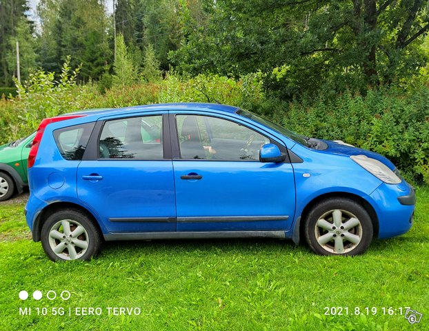 Nissan Note, kuva 1