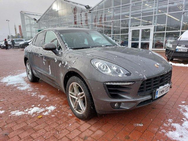Porsche Macan, kuva 1