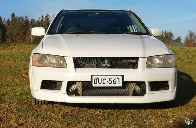 Mitsubishi Lancer, kuva 1