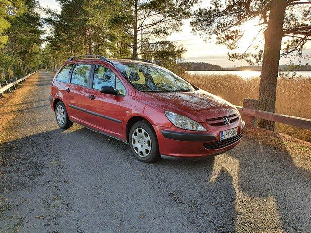Peugeot 307, kuva 1