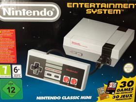 Nintendo Classic Mini, Pelikonsolit ja pelaaminen, Viihde-elektroniikka, Alavus, Tori.fi