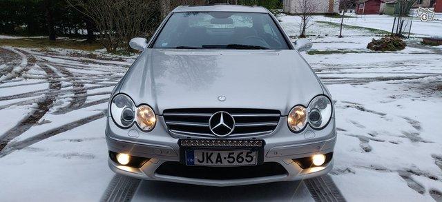 Mercedes-Benz CLK 200, kuva 1