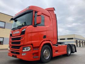 Scania R500 6x2 EURO 6 + FULL AIR + RETARDER, Kuljetuskalusto, Työkoneet ja kalusto, Helsinki, Tori.fi