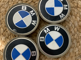 BMW Vanteiden keskikupit, Lisävarusteet ja autotarvikkeet, Auton varaosat ja tarvikkeet, Seinäjoki, Tori.fi