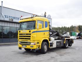Scania 164 6x2 V8 Retro Koukku, Kuljetuskalusto, Työkoneet ja kalusto, Turku, Tori.fi