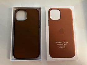 Iphone 12 aito Magsafe nahkakuori, Puhelintarvikkeet, Puhelimet ja tarvikkeet, Espoo, Tori.fi