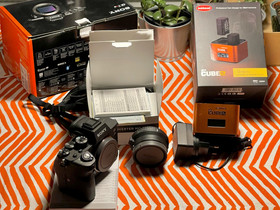 Sony A7r IV runko, Sigma MC-11 adapt., Kamerat, Kamerat ja valokuvaus, Raisio, Tori.fi