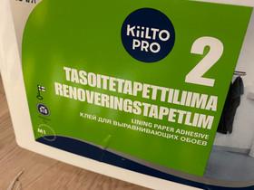 Tasoitetapettiliimaa n. 10 litraa, Muu rakentaminen ja remontointi, Rakennustarvikkeet ja työkalut, Espoo, Tori.fi