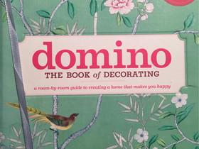 Needleman et al.: Domino The book of decorating, Harrastekirjat, Kirjat ja lehdet, Espoo, Tori.fi