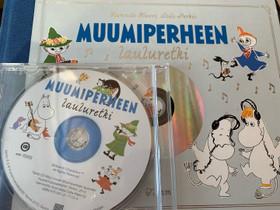 Muumikirja+cd, Lastenkirjat, Kirjat ja lehdet, Kotka, Tori.fi