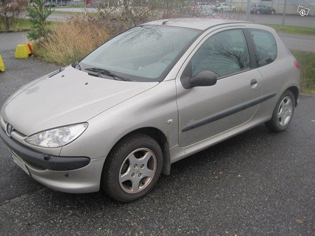 Peugeot 206, kuva 1