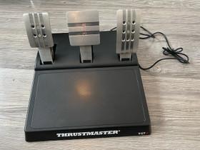 Thrustmaster T3PA pedaalit, Pelit ja muut harrastukset, Hämeenkyrö, Tori.fi