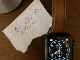 Apple Watch Series 6 GPS 40mm, Muu viihde-elektroniikka, Viihde-elektroniikka, Rauma, Tori.fi