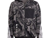 ARKD3 Relaxed Graphic Full-Zip Hoodie Jr - adidas