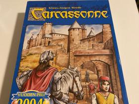 Carcassonne vanha painos, Pelit ja muut harrastukset, Jyväskylä, Tori.fi