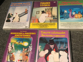 Muumi dvd vanhat - uusia, Elokuvat, Oulu, Tori.fi