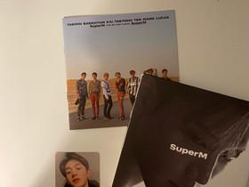 SuperM 1st album Ten versio, Musiikki CD, DVD ja äänitteet, Musiikki ja soittimet, Tampere, Tori.fi