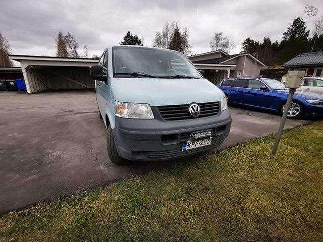 Volkswagen Transporter, kuva 1