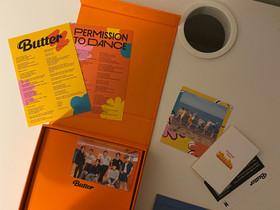 BTS Butter albumi Peaches versio, Musiikki CD, DVD ja äänitteet, Musiikki ja soittimet, Tampere, Tori.fi