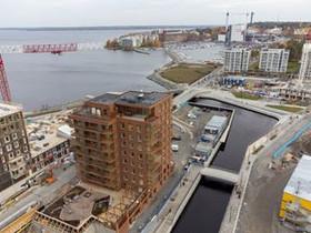 1H, 34.5m², Ranta-Tampellan katu 12 A, Tampere, Myytävät asunnot, Asunnot, Tampere, Tori.fi