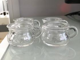 4kpl potta laseja, Kahvikupit, mukit ja lasit, Keittiötarvikkeet ja astiat, Nokia, Tori.fi